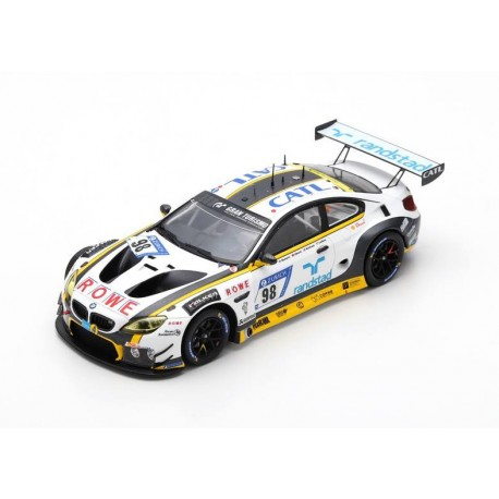 BMW M6 GT3 98 24 Heures du Nurburgring 2018 Spark SG420