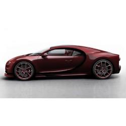 Bugatti Chiron Skyview Red Carbon Black 2018 Looksmart LS494E
