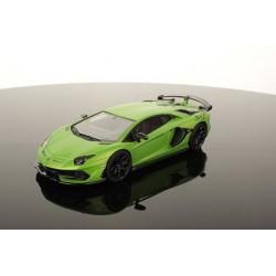 Lamborghini Aventador SVJ Verde Alceo Looksmart LS489A