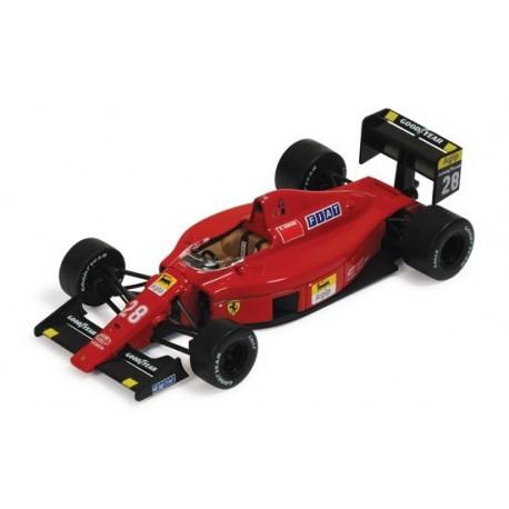 Ferrari 640/89C F1 Portugal 1989 Gerhard Berger IXO SF3089