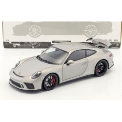 Porsche 911 GT3 2017 Silver Minichamps 113067035