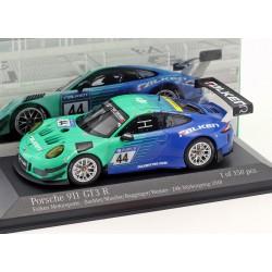 Porsche 991 GT3 R 44 24 Heures du Nurburgring 2018 Minichamps 413186744