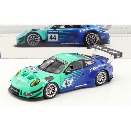 Porsche 991 GT3 R 44 24 Heures du Nurburgring 2018 Minichamps 153186944