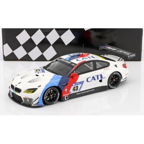 BMW M6 GT3 43 24 Heures du Nurburgring 2017 Minichamps 153172643