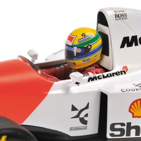 McLaren Ford MP4/8 F1 1993 Ayrton Senna Minichamps 540931808