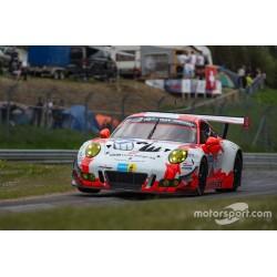 Porsche 911 GT3 R 12 24 Heures du Nurburgring 2018 Minichamps 410186712
