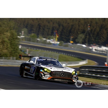 Mercedes AMG GT3 11 24 Heures du Nurburgring 2018 Minichamps 410183711