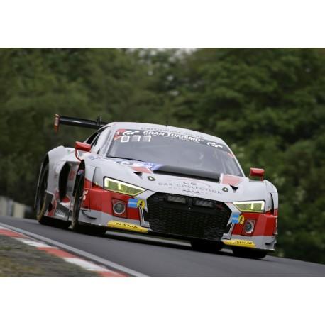 Audi R8 LMS 14 24 Heures du Nurburgring 2018 Minichamps 410181714