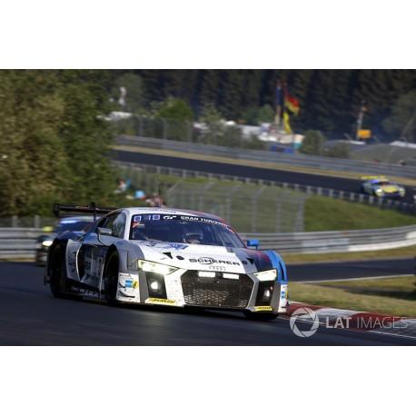 Audi R8 LMS 3 24 Heures du Nurburgring 2018 Minichamps 410181703
