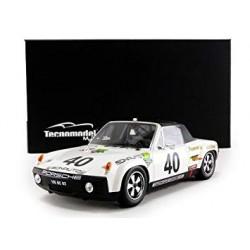 Porsche 914/6 40 24 Heures du Mans 1970 Tecnomodel TM1883A