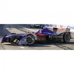 DS Virgin Racing Formule E 2 Hong Kong Round 1 2018 Sam Bird Spark S5936