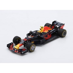 Aston Martin Red Bull Tag Heuer RB14 F1 Autriche 2018 Max Verstappen Spark S6065