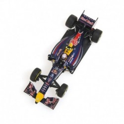 Renault RB10 F1 2014 Daniel Ricciardo Minichamps 410140003