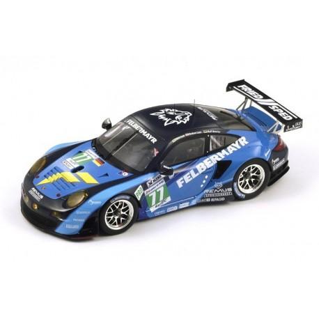 Porsche 997 RSR 77 24 Heures du Mans 2012 Spark 18S073