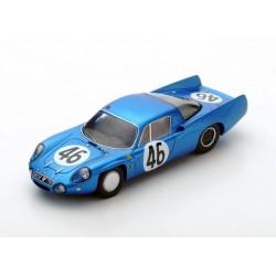 Alpine M65 46 24 Heures du Mans 1965 Spark S5488