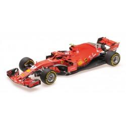 Ferrari SF71H F1 Australie 2018 Kimi Raikkonen BBR BBR181807