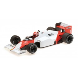 McLaren TAG MP4/2B F1 1985 Niki Lauda Minichamps 530851801