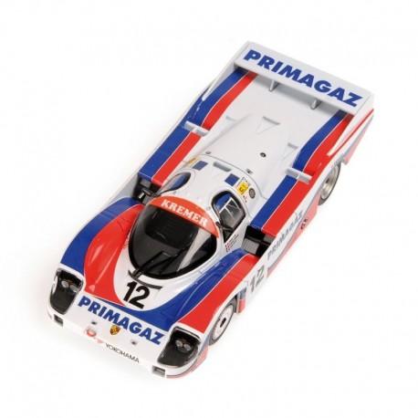 Porsche 956L 12 24 Heures du Mans 1986 Minichamps 430866512