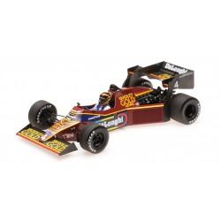 Tyrell Ford 012 4 F1 Practice Monaco 1984 Stefan Bellof Minichamps 117840404