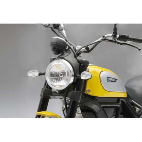 Ducati Scrambler Icon 803cc 2015 Jaune Truescale MC151203