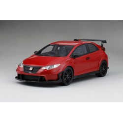 Honda Civic Type R Milano Red Top Speed TS0113