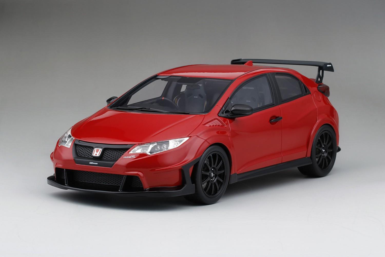 Honda Civic Type R Milano Red Top Speed TS0113