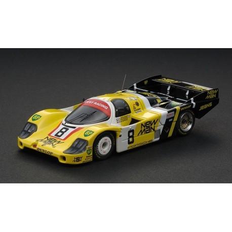 Porsche 956LH 8 24 Heures du Mans 1984 HPI HPI8031