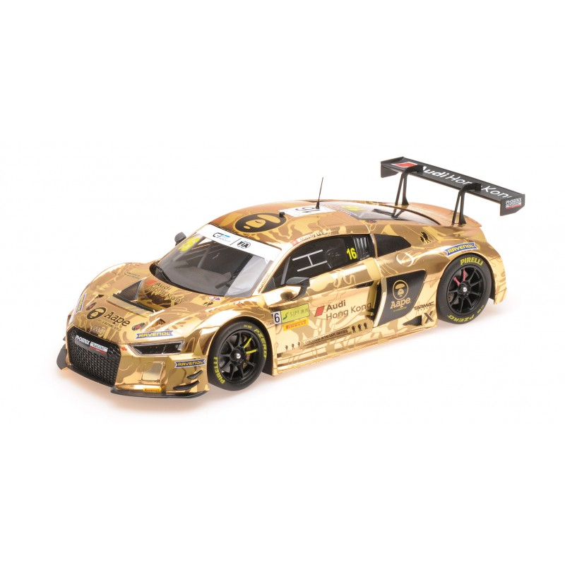 FIA GT World Cup Lee  2016 1:18 Minichamps Audi R8 LMS #16