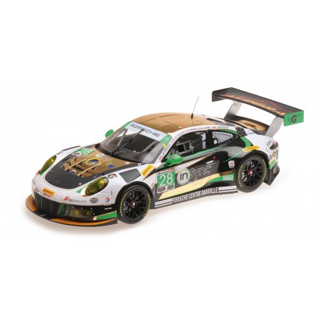 Porsche 911 GT3 R 28 Winner 24 Heures de Daytona 2017 Minichamps 155176928
