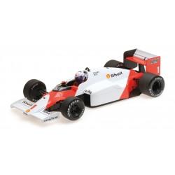 McLaren TAG MP4/2C F1 1986 Alain Prost Minichamps 530861801
