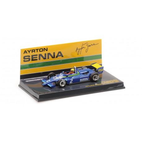 Ralt Toyota RT3 F3 Thruxton 1982 Ayrton Senna Minichamps 547824302