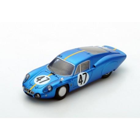 Alpine M64 47 24 Heures du Mans 1965 Spark S5485