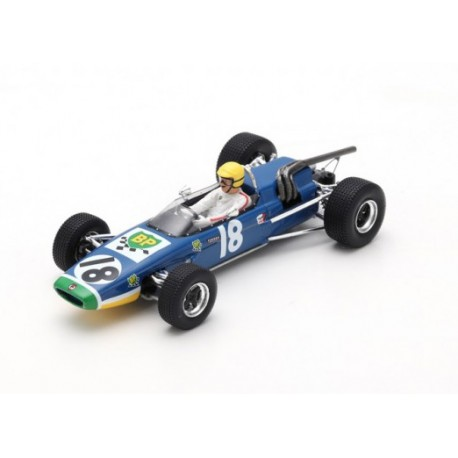 McLaren M4A 18 Grand Prix de Pau 1968 Jo Schlesser Spark SF121