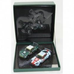 Set 24 Heures du Mans 2007/2008 Aston Martin 009 IXO A03MC243