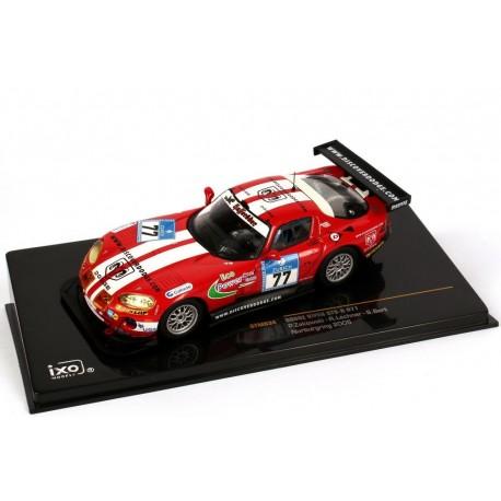 Dodge Viper GTS-R 77 24 Heures du Nurburgring 2005 IXO GTM034