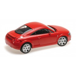 Audi TT Coupe 1988 Red Minichamps 155017022