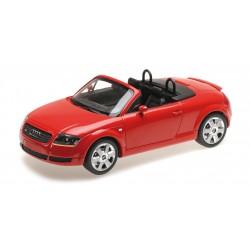Audi TT Roadster 1988 Red Minichamps 155017032