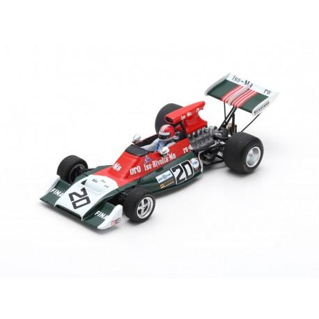 Iso FX3B F1 Afrique du Sud 1973 Jackie Pretorius Spark S1813