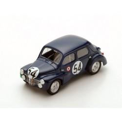 Renault 4CV 1063 54 24 Heures du Mans 1951 Spark S5211