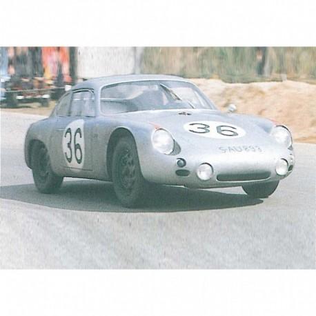 Porsche 356B Abarth GTL 36 24 Heures du Mans 1961 Spark S1361