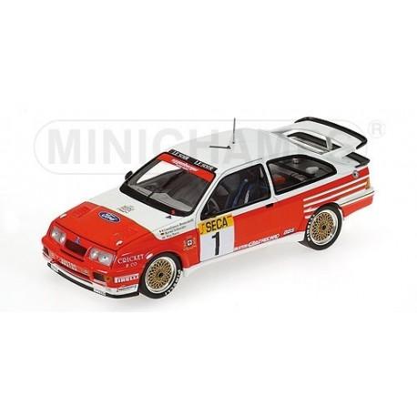 Ford Sierra RS500 1 24 Heures de Spa-Francorchamps 1989 Minichamps 100898001