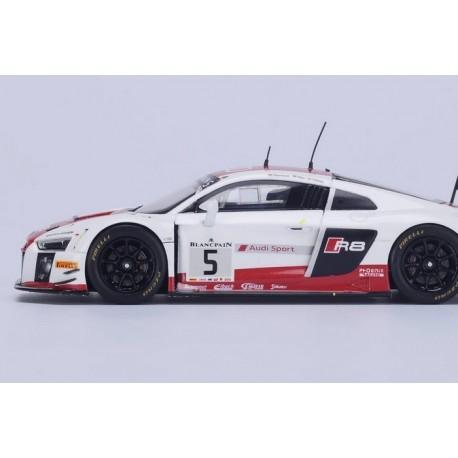 Audi R8 LMS 5 24 Heures de Spa-Francorchamps 2015 Spark SB110