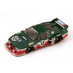 Lancia Beta 53 24 Heures du Mans 1980 Spark S1381