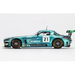 Mercedes SLS AMG GT3 21 24 Heures de Spa-Francorchamps 2015 Spark SB111