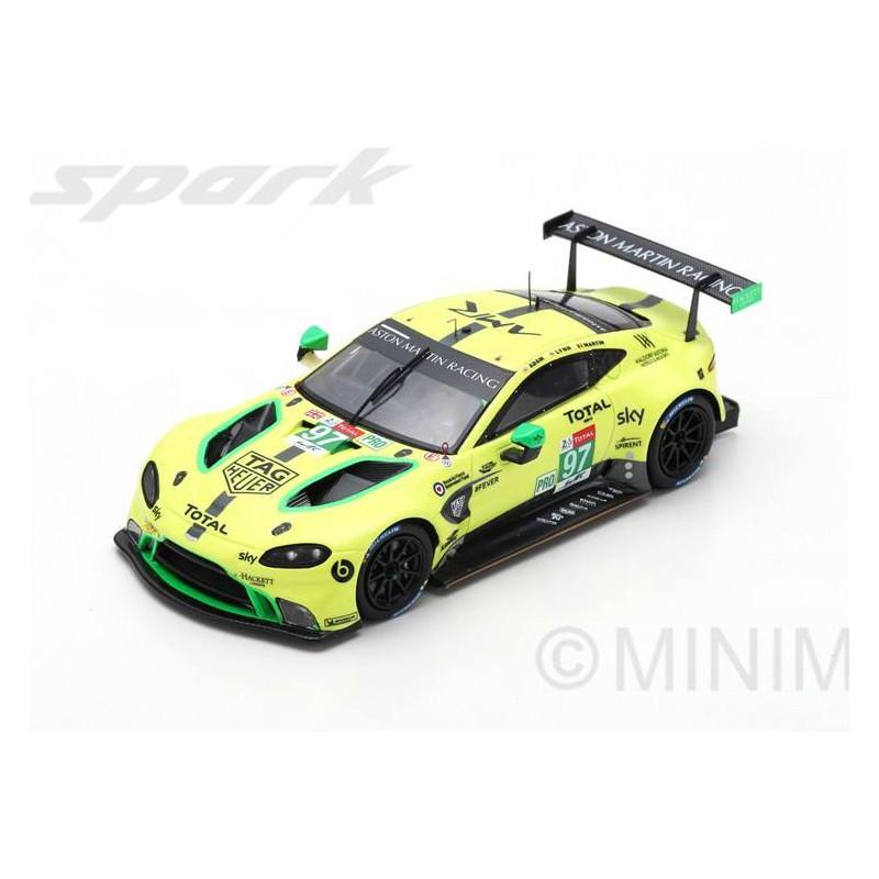 Aston Martin Vantage AMR 97 24 Heures Du Mans 2018 Spark