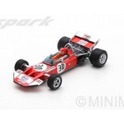 Surtees TS7 30 F1 Pays-Bas 1971 Gijs van Lennep Spark S5402