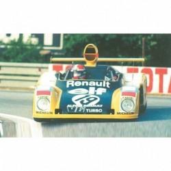 Renault Alpine A442 19 24 Heures du Mans 1976 Spark S1551