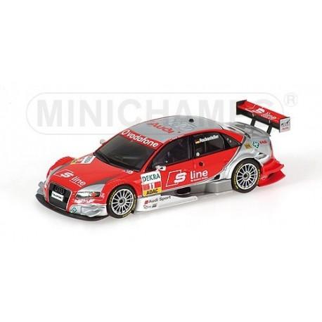 Audi A4 S-Line 11 DTM 2007 Mike Rockenfeller Minichamps 400079611