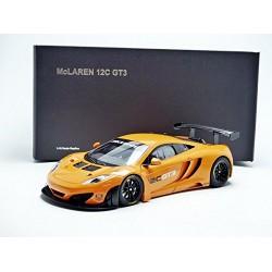 McLaren MP4/12C GT3 Orange 2013 Autoart 81340