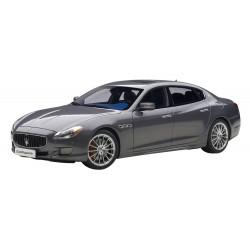 Maserati Quattroporte GTS Grey 2015 Autoart 75806